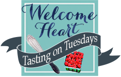 Linking up with Welcome Heart today!